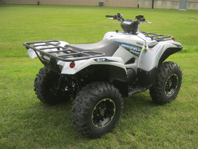 2020 Yamaha Grizzly EPS SE at Brenny's Motorcycle Clinic, Bettendorf, IA 52722