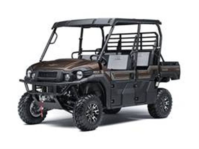 2020 Kawasaki Mule PRO-FXT Ranch Edition at Youngblood Powersports RV Sales and Service