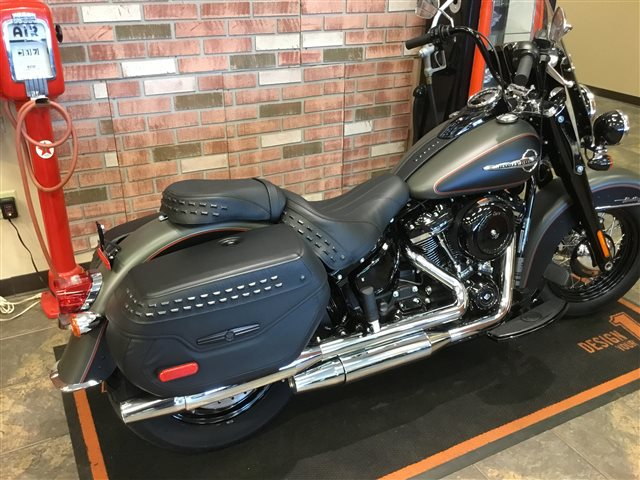 2018 Harley-Davidson Softail Heritage Classic at Bud's Harley-Davidson, Evansville, IN 47715