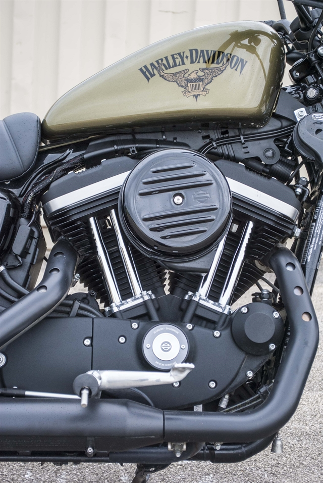 2017 Harley-Davidson Sportster Iron 883 at Javelina Harley-Davidson