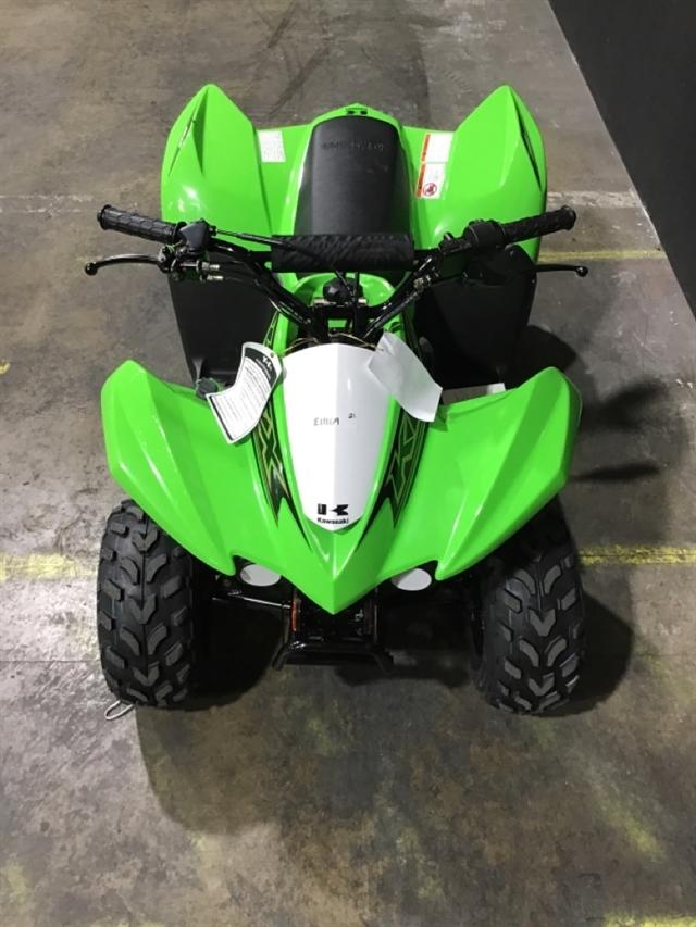 2021 Kawasaki KFX 50 at Sloans Motorcycle ATV, Murfreesboro, TN, 37129