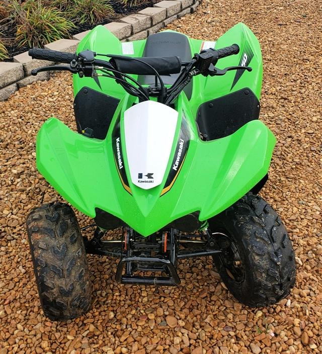 2021 Kawasaki KFX 50 at R/T Powersports