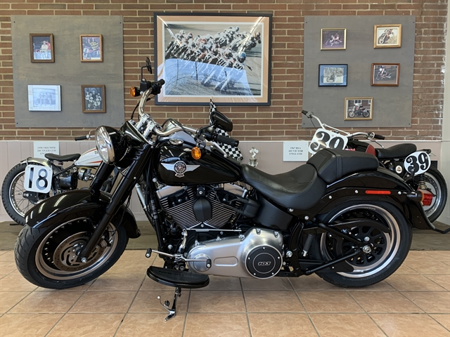 2014 Harley-Davidson Softail Fat Boy Lo at South East Harley-Davidson