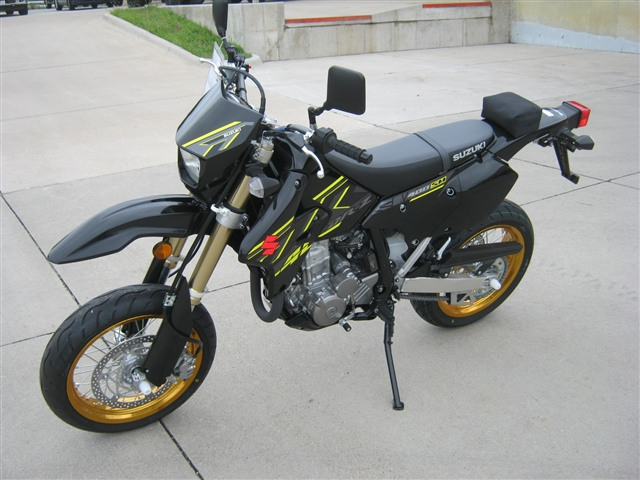 2018 Suzuki DR-Z 400SM Base at Brenny's Motorcycle Clinic, Bettendorf, IA 52722