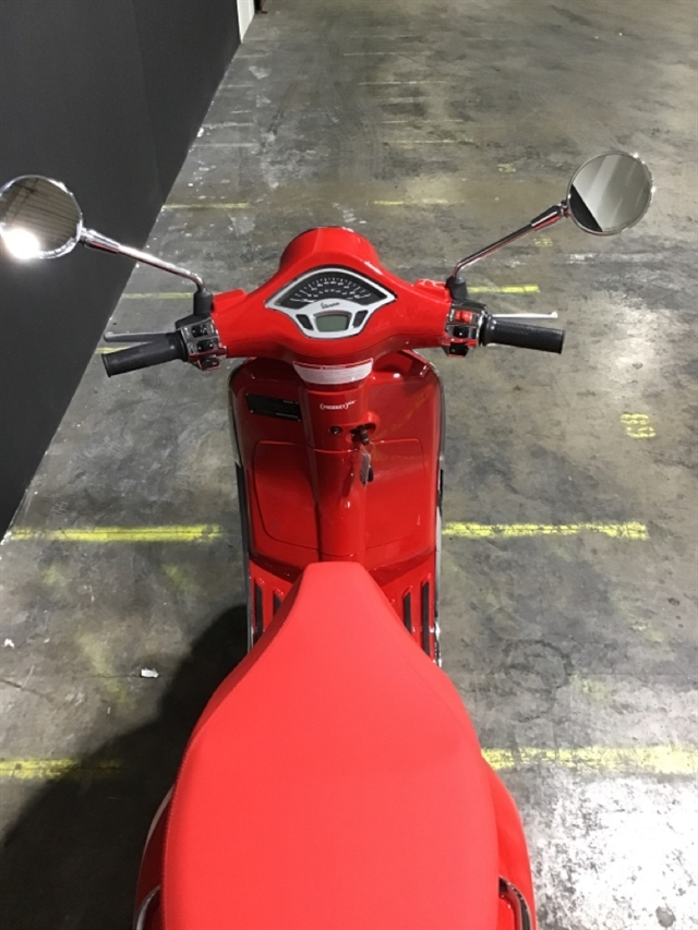 2021 Vespa Primavera 150 Red at Sloans Motorcycle ATV, Murfreesboro, TN, 37129
