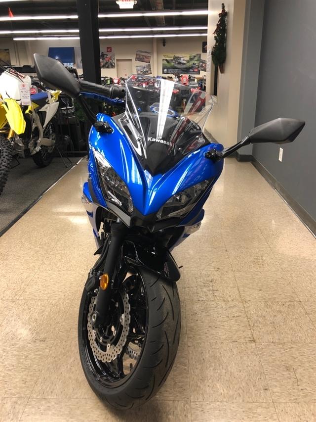 2018 Kawasaki Ninja 650 Base at Sloans Motorcycle ATV, Murfreesboro, TN, 37129