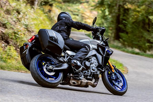 2021 Yamaha Tracer 9 GT at Sky Powersports Port Richey