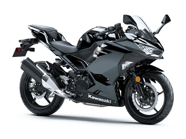 2018 Kawasaki Ninja 400 ABS at Lynnwood Motoplex, Lynnwood, WA 98037