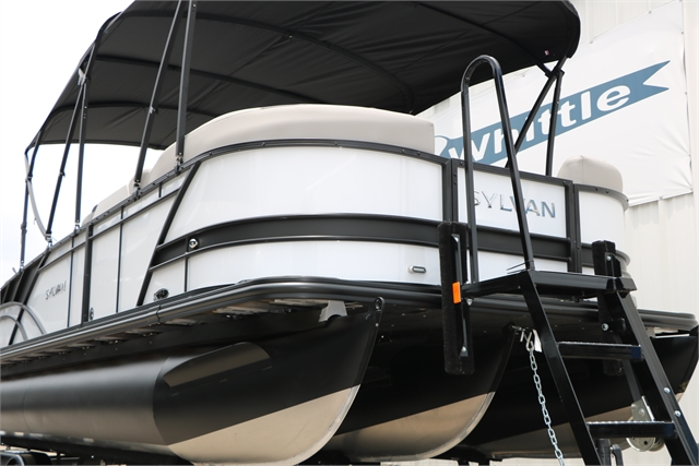 2022 Sylvan L3 DLZ Tri-toon at Jerry Whittle Boats