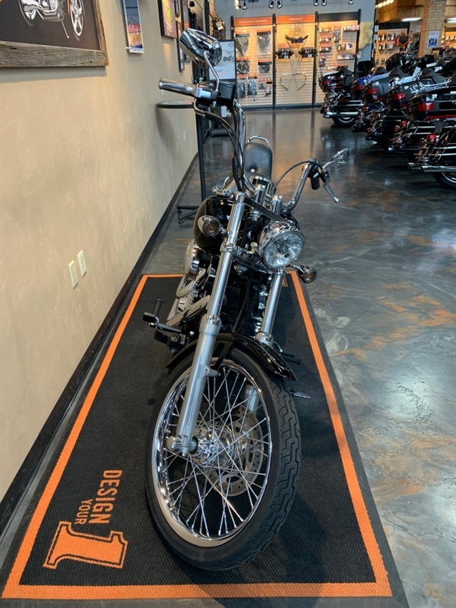 2007 Harley-Davidson Softail Custom at Vandervest Harley-Davidson, Green Bay, WI 54303