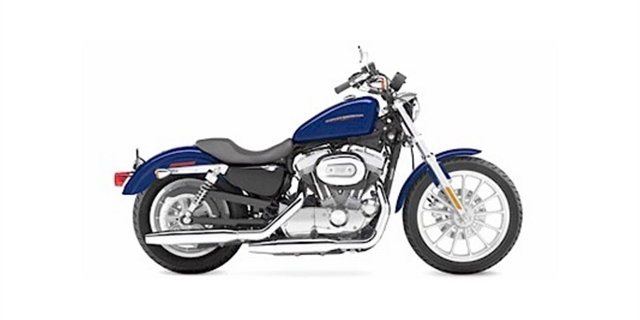 2007 Harley-Davidson Sportster 883 Low at Killer Creek Harley-Davidson®, Roswell, GA 30076