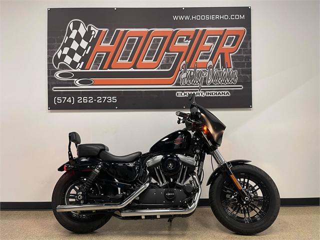 2019 Harley-Davidson Sportster Forty-Eight at Hoosier Harley-Davidson