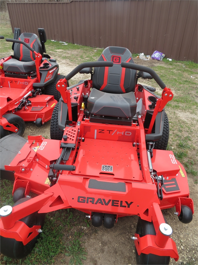 2021 GRAVELY ZT HD 52 at Bill's Outdoor Supply