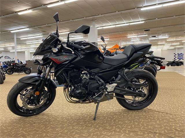 2020 Kawasaki Z650 Base at Columbia Powersports Supercenter