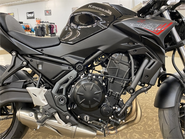 2020 Kawasaki Z650 Base at Columbia Powersports Supercenter