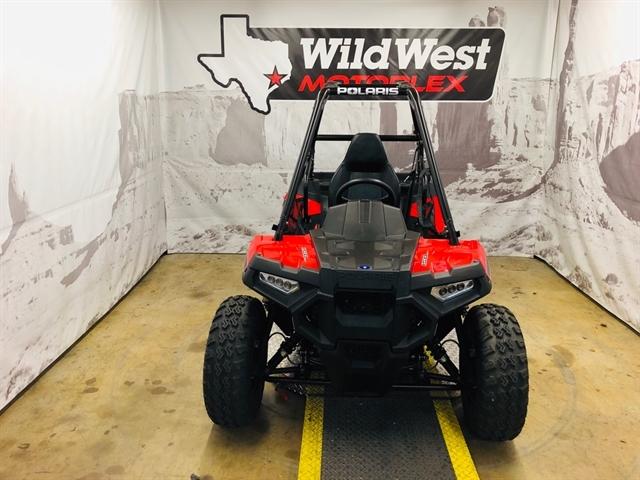 2018 POLARIS ACE 170 at Wild West Motoplex