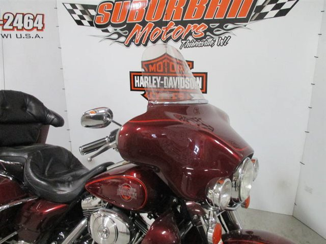 2001 HD FLHTC at Suburban Motors Harley-Davidson
