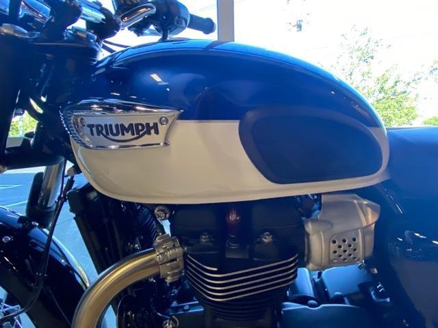 2022 Triumph Bonneville T100 Base at Frontline Eurosports
