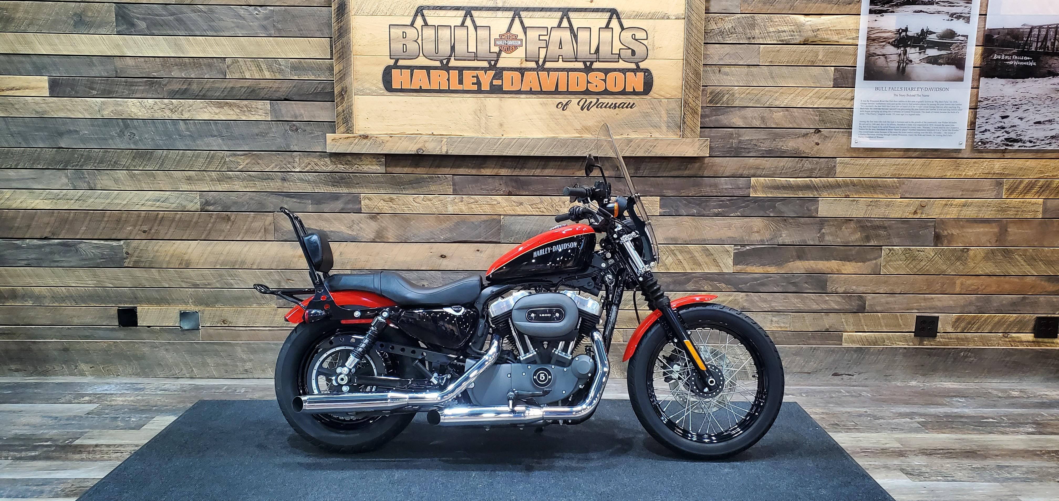 2011 Harley-Davidson Sportster 1200 Nightster at Bull Falls Harley-Davidson