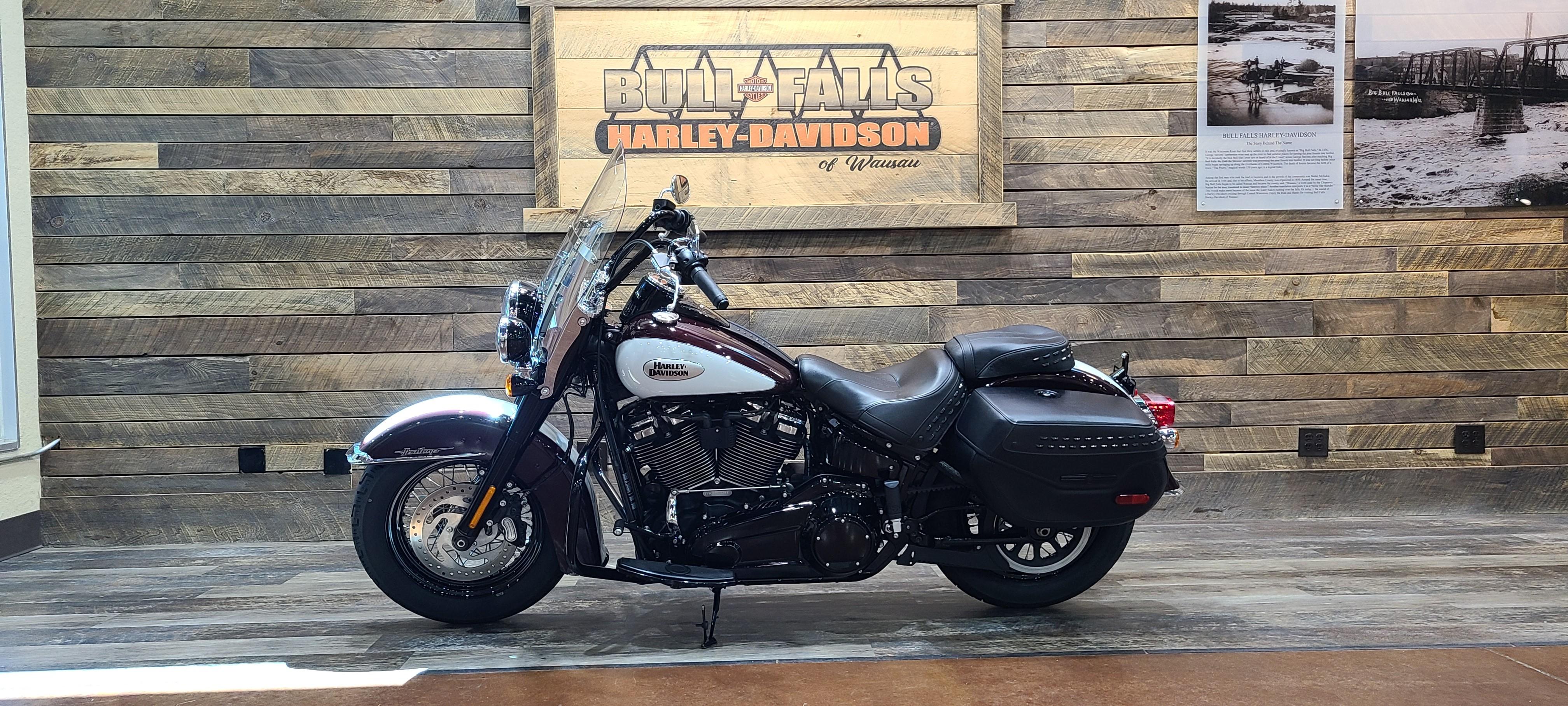 2019 Harley-Davidson Softail Heritage Classic at Bull Falls Harley-Davidson