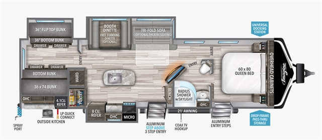 2021 Grand Design Imagine 3250BH at Youngblood RV & Powersports Springfield Missouri - Ozark MO