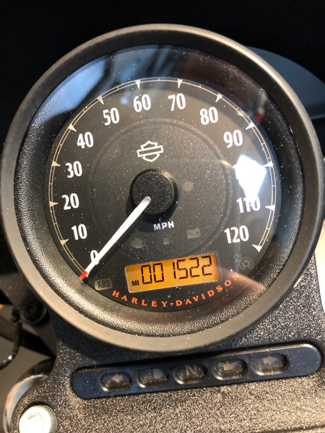 2019 Harley-Davidson Sportster Iron 1200 at Vandervest Harley-Davidson, Green Bay, WI 54303