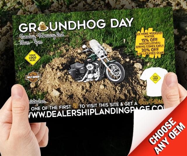2018 Winter Groundhog Day Powersports at PSM Marketing - Peachtree City, GA 30269