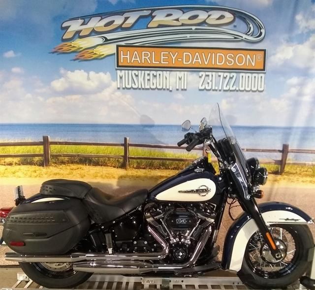 2019 Harley-Davidson Softail Heritage Classic 114 at Hot Rod Harley-Davidson