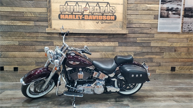 2005 Harley-Davidson Softail Deluxe at Bull Falls Harley-Davidson