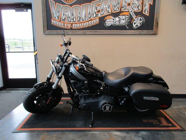 2015 Harley-Davidson Dyna Fat Bob® at Vandervest Harley-Davidson, Green Bay, WI 54303