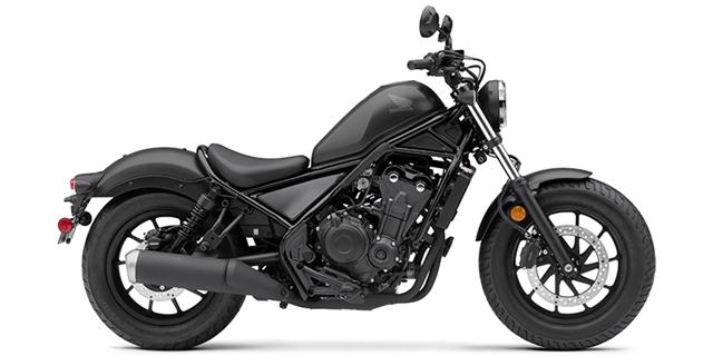 2021 Honda Rebel 500 ABS at Interstate Honda