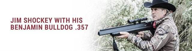 2017 Benjamin Air Rifle Bulldog (357) at Harsh Outdoors, Eaton, CO 80615