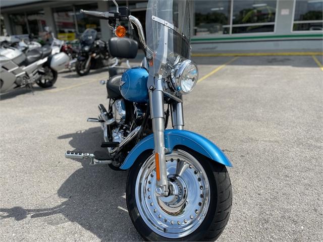 2011 Harley-Davidson Softail Fat Boy at Jacksonville Powersports, Jacksonville, FL 32225