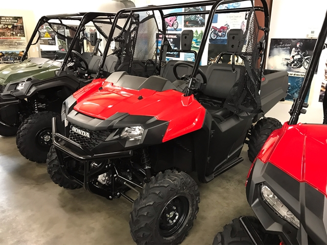 2020 Honda Pioneer 700 Base at Kent Motorsports, New Braunfels, TX 78130