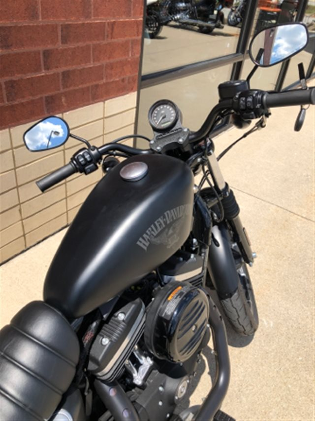 2017 Harley-Davidson Sportster Iron 883™ at Harley-Davidson of Fort Wayne, Fort Wayne, IN 46804