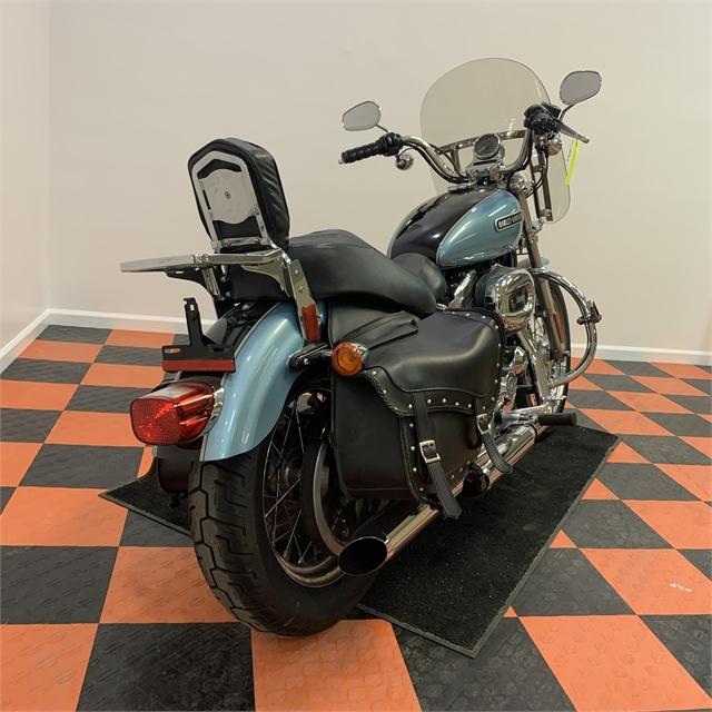 2007 Harley-Davidson Sportster 1200 Low at Harley-Davidson of Indianapolis