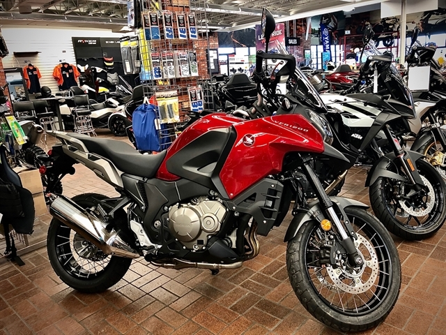 2017 Honda VFR 1200X at Wild West Motoplex