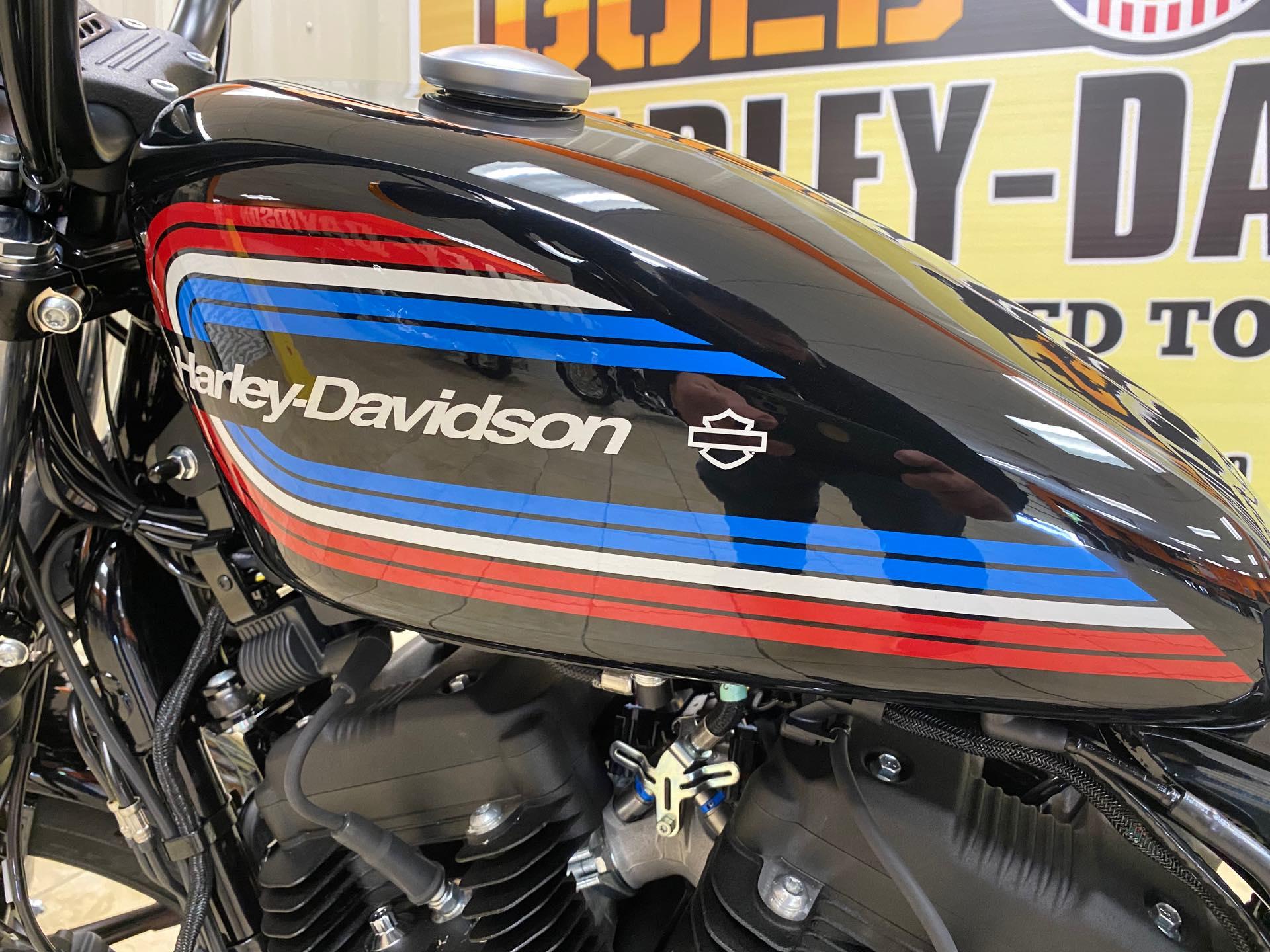 2021 Harley-Davidson Cruiser XL 1200NS Iron 1200 at Gold Star Harley-Davidson