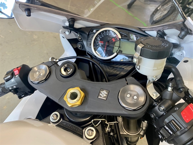 2020 Suzuki GSX-R 600 at Shreveport Cycles