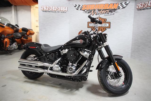 2020 Harley-Davidson Softail Slim at Suburban Motors Harley-Davidson