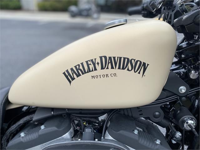 2015 Harley-Davidson Sportster Iron 883 at Southside Harley-Davidson