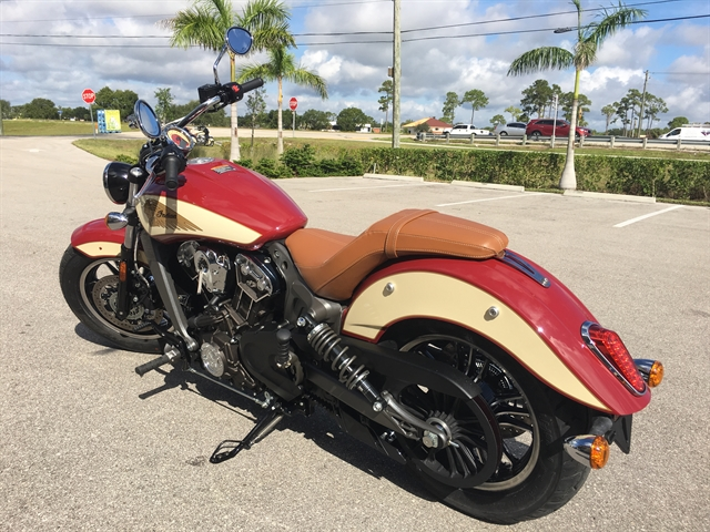 2020 Indian Scout - ABS at Fort Myers