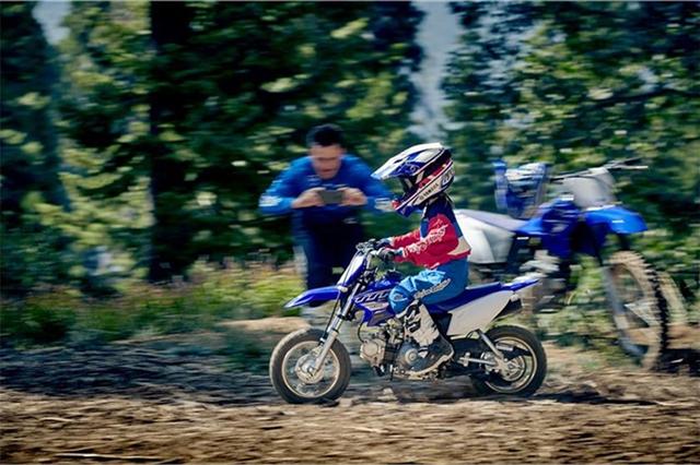 2019 Yamaha TT-R 50E at Yamaha Triumph KTM of Camp Hill, Camp Hill, PA 17011
