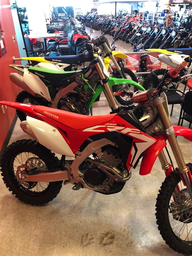2019 HONDA OFF ROAD CRF250RXK at Kent Powersports of Austin, Kyle, TX 78640