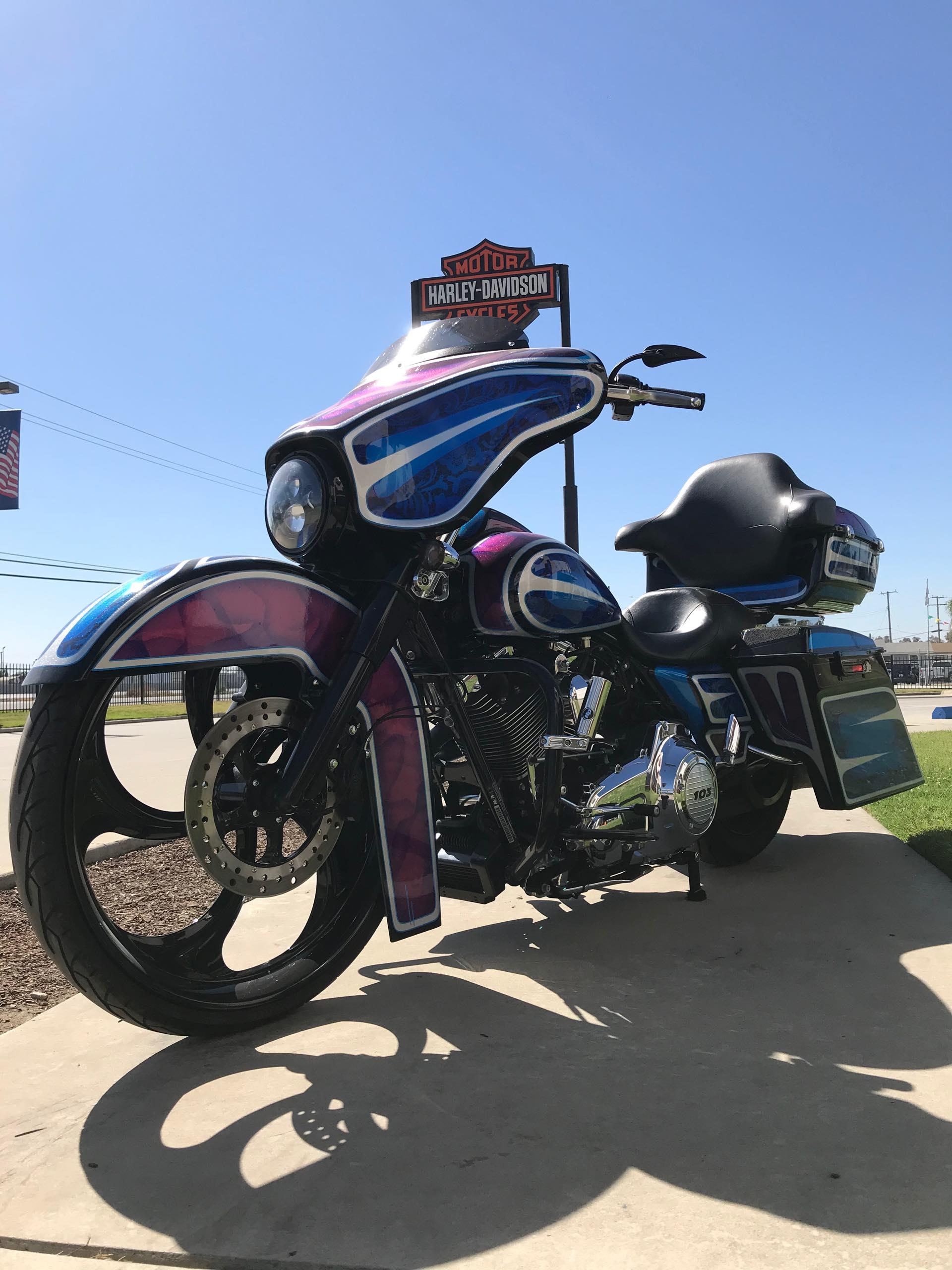 2012 Harley-Davidson Street Glide Base at Visalia Harley-Davidson