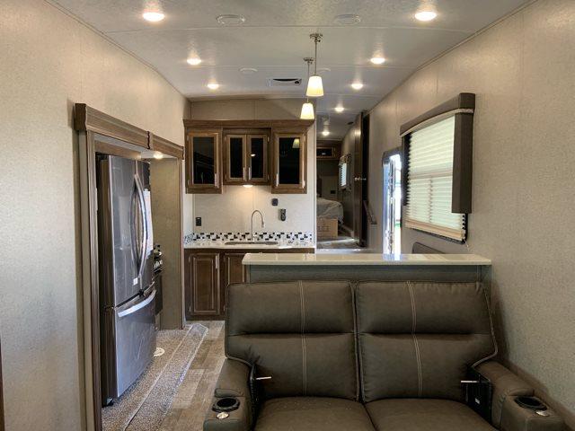 2020 Forest River Rockwood Ultra Lite FW 2898KSC Rear Living at Campers RV Center, Shreveport, LA 71129