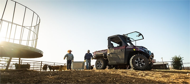 2021 Polaris Ranger XP 1000 NorthStar Edition Premium at Cascade Motorsports
