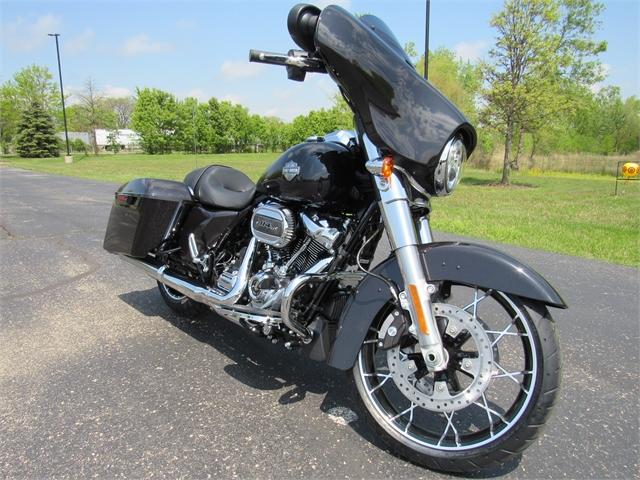 2021 Harley-Davidson Touring Street Glide Special at Conrad's Harley-Davidson