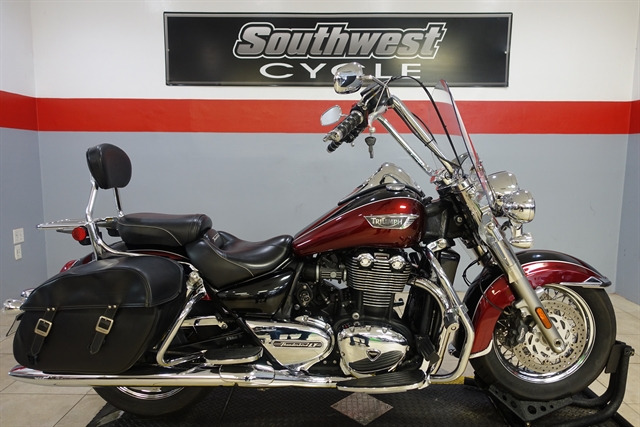 2014 Triumph Thunderbird LT at Southwest Cycle, Cape Coral, FL 33909