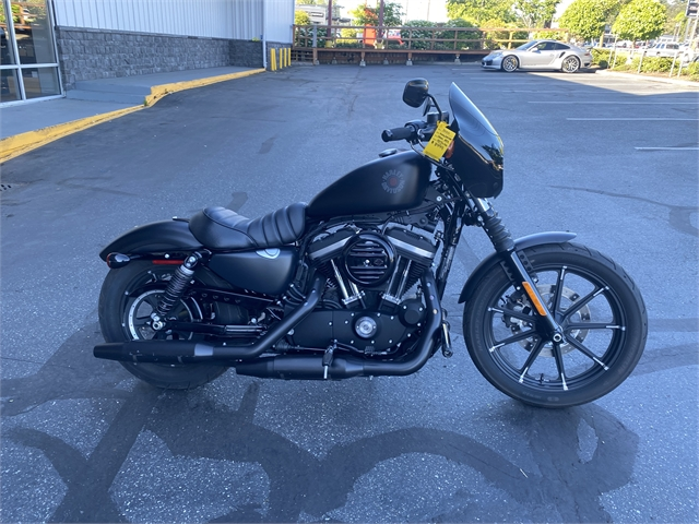2020 Harley-Davidson Sportster Iron 883 at Lynnwood Motoplex, Lynnwood, WA 98037